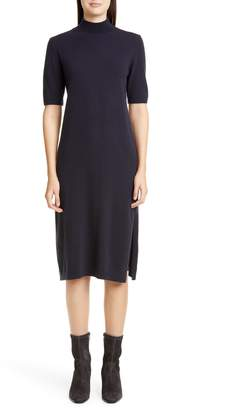 Lafayette 148 New York Merino Wool & Cashmere Sweater Dress