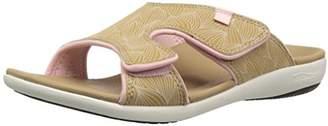 Spenco Women's Kholo Wave Slide Sandal