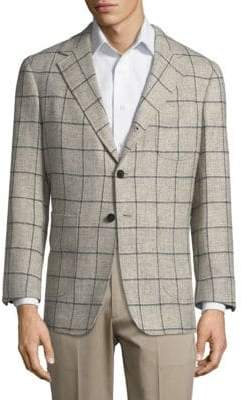 Thom Browne Checkered Jacket