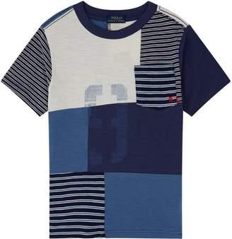 Ralph Lauren Patchwork T-shirt