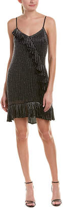Parker Black Silk Shift Dress
