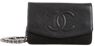 Chanel Chanel Timeless Wallet On Chain