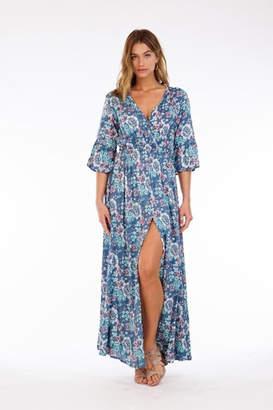 Tiare Hawaii Floral Maxi Dress