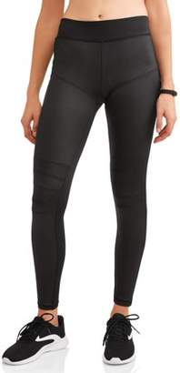 13f2644377fbfb Active Women's Core Premium Shine Moto Performance Legging