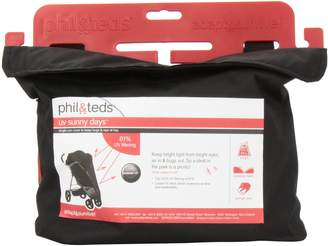 Phil & Teds Phil & Ted's UV Sunny Days Mesh Cover for Smart and Smart2 Strollers
