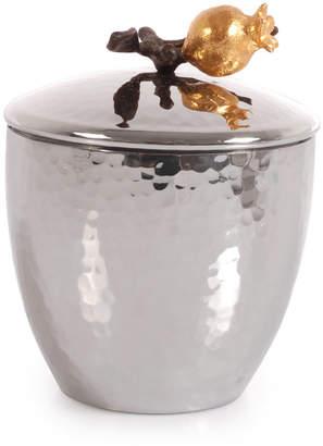 Michael Aram Pomegranate Sugar Pot with Spoon