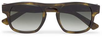 Officine Generale + Francois Pinton Dundee D-Frame Acetate Sunglasses