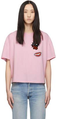 McQ Pink Psycho Billy T-Shirt