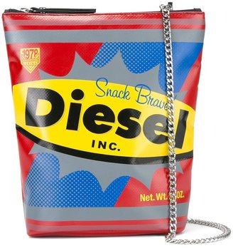 Diesel 'Chaos' crossbody bag $119.73 thestylecure.com