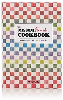 Assouline The Missoni Family Cookbook