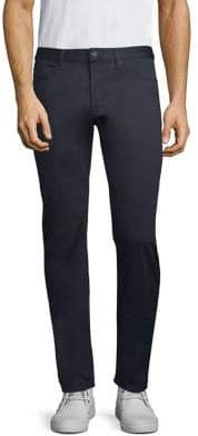 HUGO Slim-Fit Stretch Cotton Pants