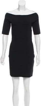 Dion Lee Mini Bodycon Dress