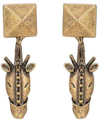 Valentino WOMEN'S HORSE EAR JACKETS - GOLD