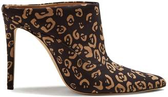Altuzarra Davidson leopard-print mules