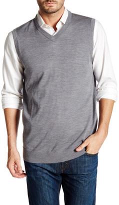 BROLETTO Merino Wool Sweater Vest $39.97 thestylecure.com
