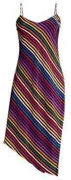 Etro Rainbow Stripe Tunic