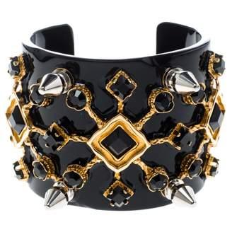 Dolce & Gabbana Black Crystal Bracelets