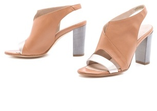 Zero Maria Cornejo Rena Heeled Sandals