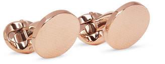 Deakin & Francis Kingsman + Rose Gold-Plated Cufflinks