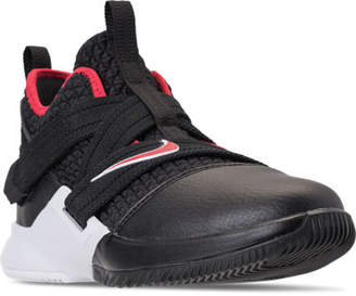 Nike Boys' Preschool LeBron Soldier 12 Basketball Shoes