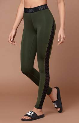 Ivy Park Lace-up Detail Leggings