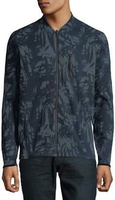 Tavik Men's Printed Full-Zip Jacket