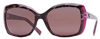 Maui Jim Sunglasses   Sandy Beach H408-10   Tortoise Rimless Frame