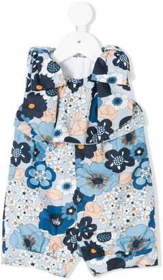 Chloé Kids floral print shorties
