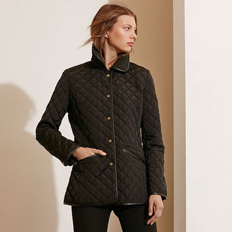 Ralph Lauren Quilted Jacket $160 thestylecure.com