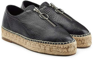 Alexander Wang Leather Espadrilles