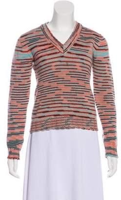 Missoni Cashmere Mélange Sweater