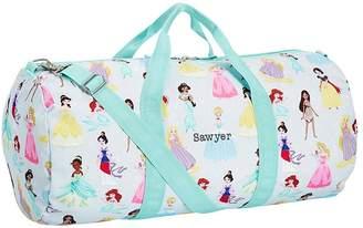 Pottery Barn Kids Mackenzie Aqua/Princess Classic Lunch Bag