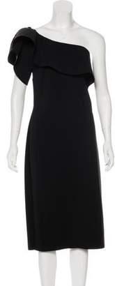 Chiara Boni One-Shoulder Bodycon Dress