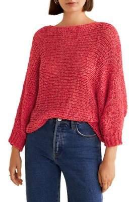 MANGO Brisa Jersey Sweater