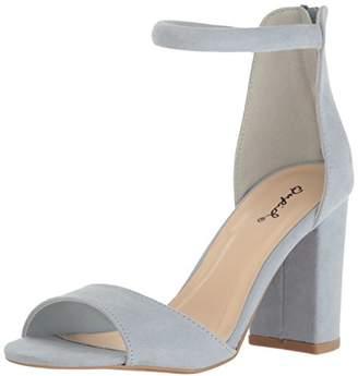 Qupid Women's Chester-12 Dress Sandal