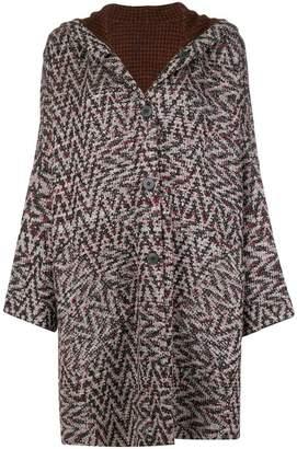 Missoni zig zap pattern cardigan