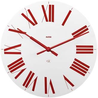Alessi Firenze Wall Clock