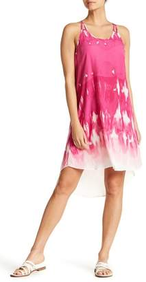 Hawaiian Tropic Aloha Festival Tie Dye Dress