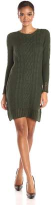 Heather B Women's Sweater Dress