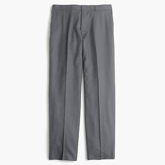 J.Crew Crosby suit pant in heathered Italian wool flannel