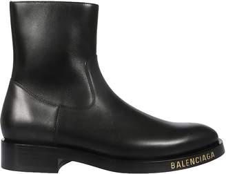 133d55da53d2 Balenciaga Black Men s Boots