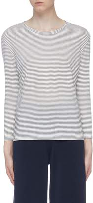 Vince Stripe long sleeve T-shirt
