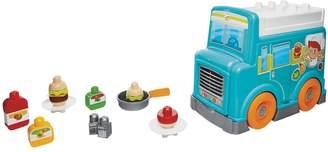 Mega Bloks Food Truck Kitchen Set