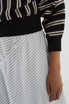3.1 Phillip Lim Three-Quarter Sleeve Pullover