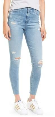 AG Jeans Mila High Waist Ankle Skinny Jeans