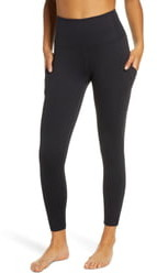 Zella Live In High Waist Pocket 7/8 Leggings