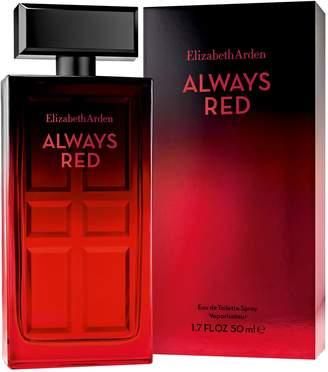 Elizabeth Arden Always Red By Edt Spray 1.7 Oz