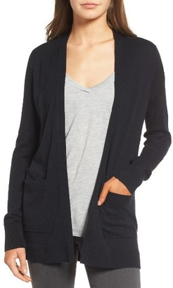 Women's Trouve Open Back Cardigan $69 thestylecure.com