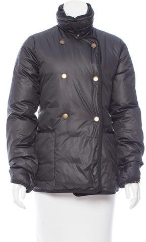 Marc by Marc Jacobs Double Breasted Down Coat