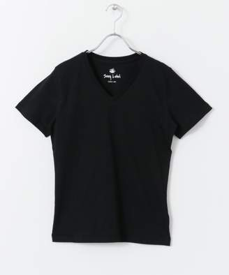 Sonny Label (ソニー ラベル) - URBAN RESEARCH Sonny Label USAcotton 天竺VネックTシャツ